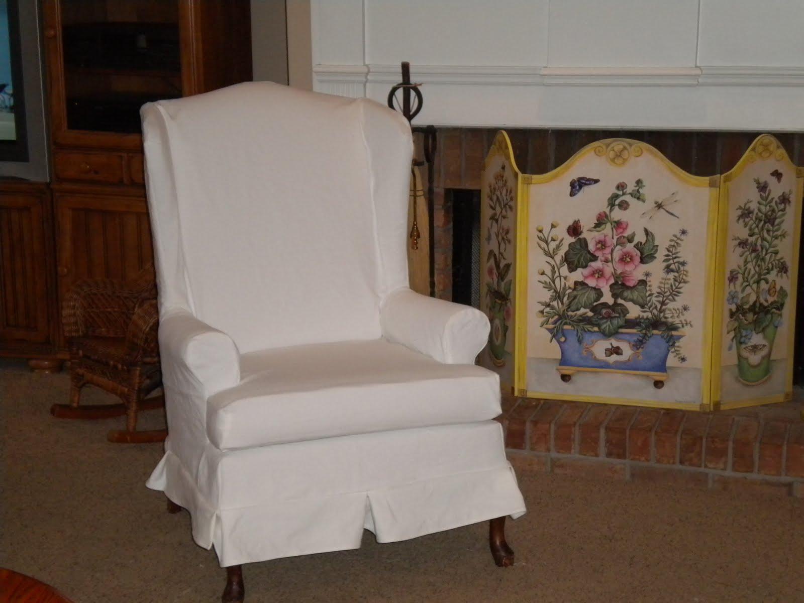 white slipcovered chair bedroom basket ideas homesfeed