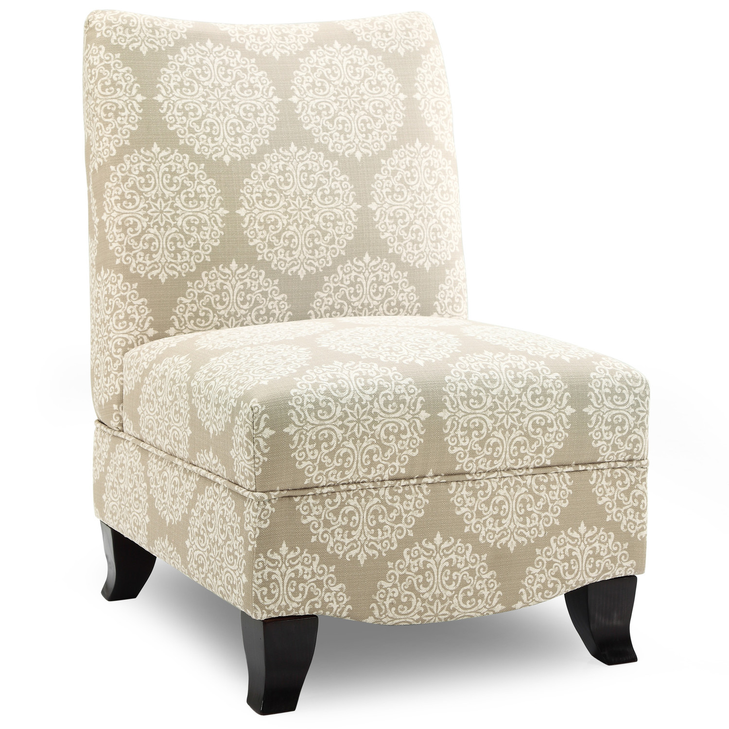 damask accent chair bar stool chairs with backs ideas homesfeed