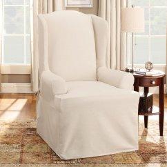 White Slipcovered Chair Single Bed Sleeper Ideas Homesfeed