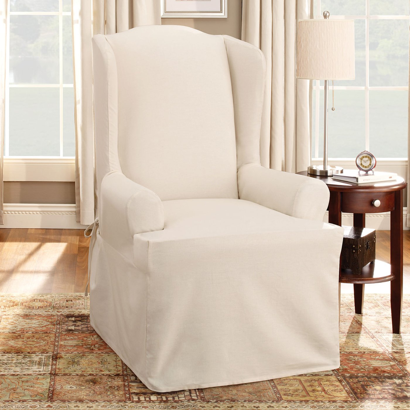 chair covers yes or no folding embroidered white slipcovered ideas homesfeed