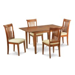 Compact Dining Table And Chairs Chair Cover Hire Grays Small Dinette Set Design Homesfeed