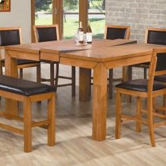 Dining Room Tables And Chairs Nail Salon Table Seats 12 For Big Family Homesfeed