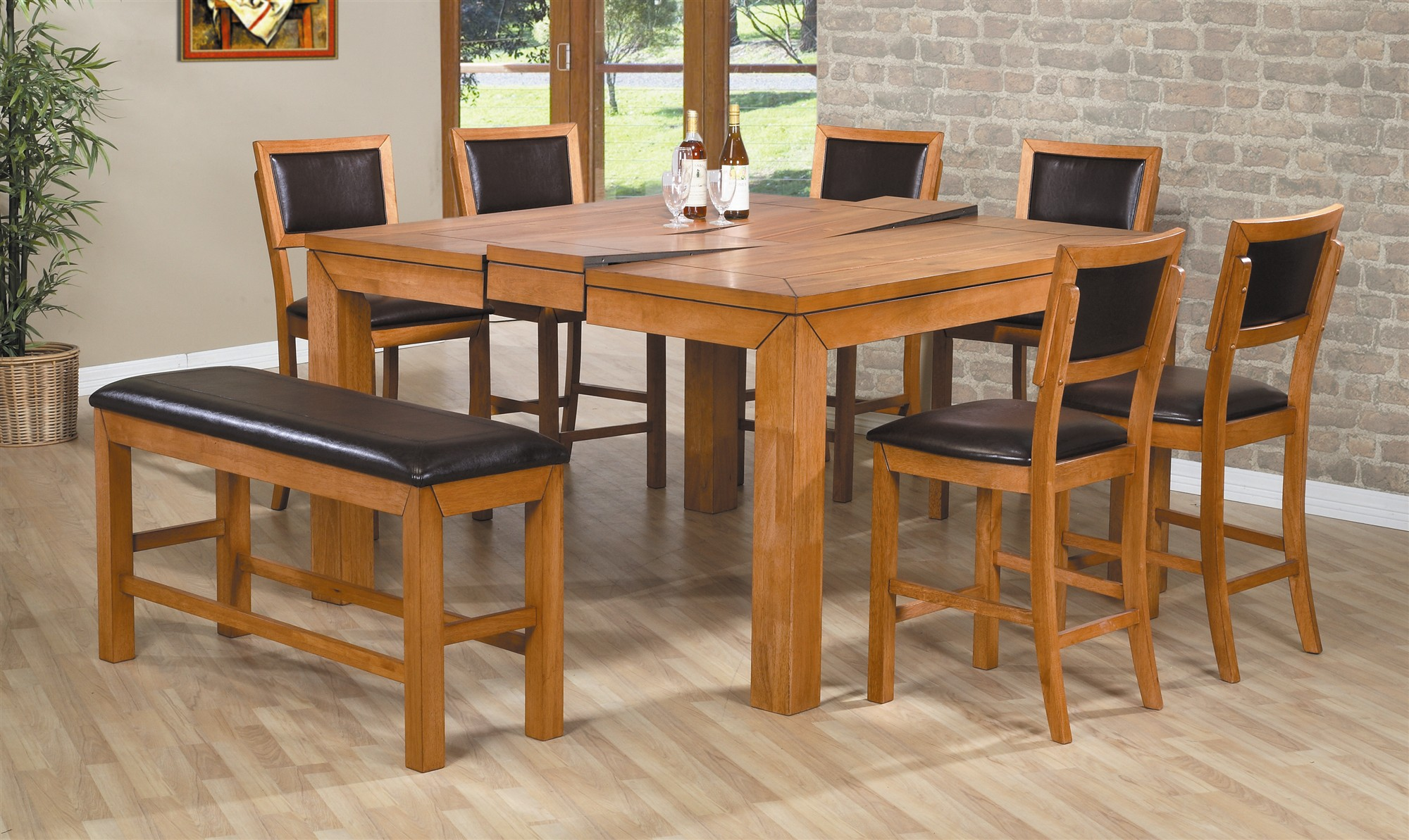 Dining Room Table With Chairs Dining Room Table Seats 12 For Big Family Homesfeed