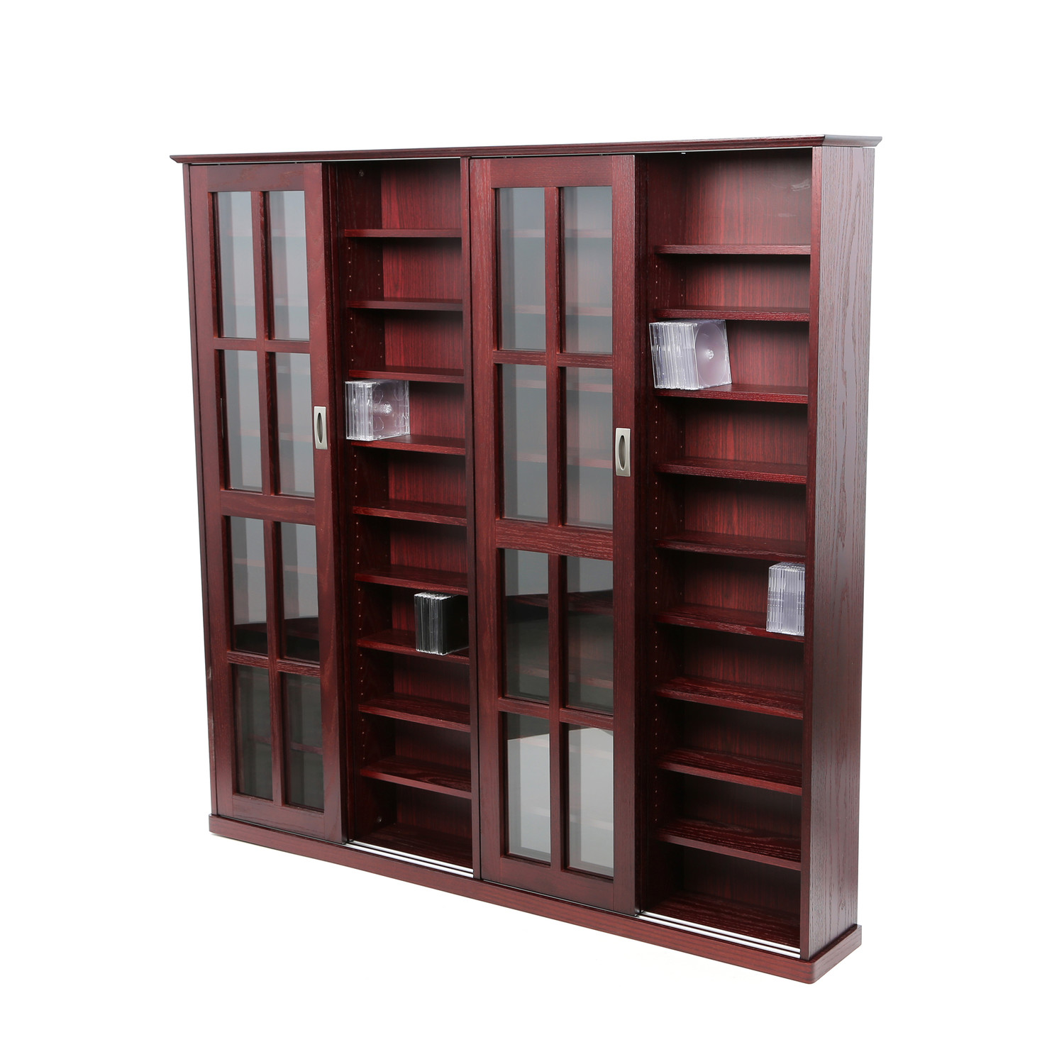 Decorative Storage Cabinets with Glass Doors You Should