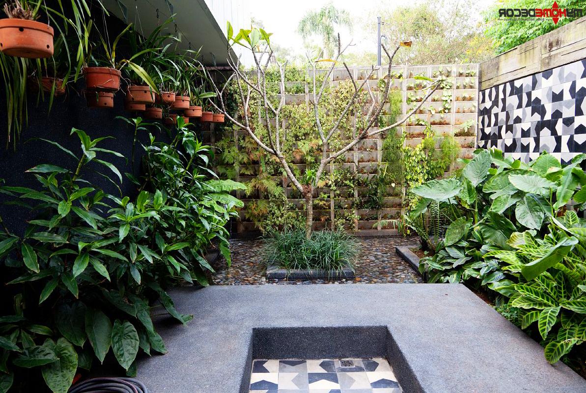 Succulent Garden Ideas With Brick