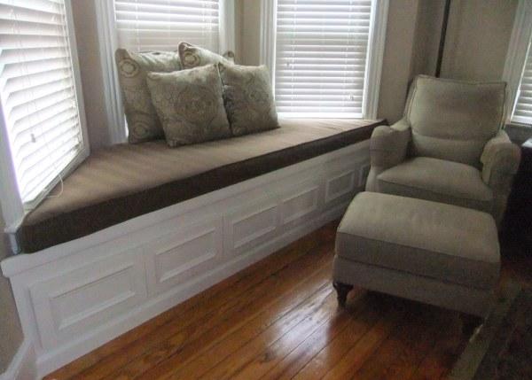 Window Seats With Storage Mesmerize Homesfeed