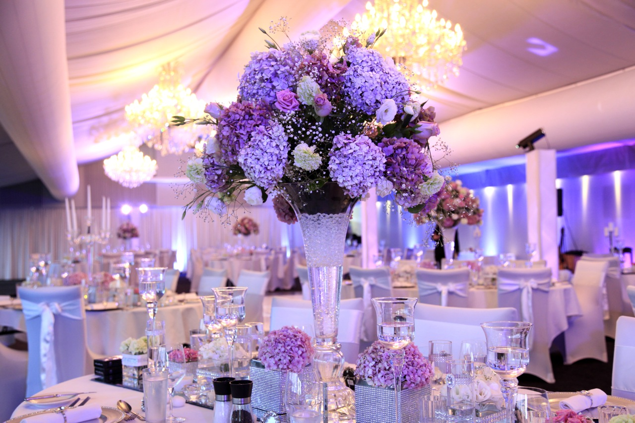 Beautiful Centerpieces For Your Wedding Reception HomesFeed