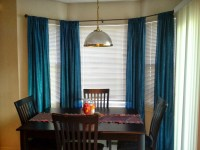 Perfect Curtain Rods for Bay Windows | HomesFeed