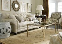 Ethan Allen leather Furniture for Charming and Comfortable ...
