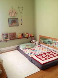 Nice Toddler Floor Beds