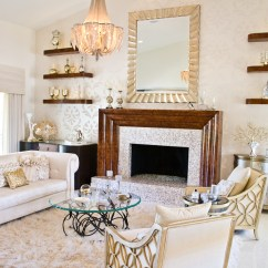 Old Hollywood Living Room Ideas Pop Ceiling Designs For Photos Glamour Decor The Timeless With Classic Details White Leather Sofa And Round Coffee