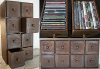 CD Storage Drawers: A lovely Storage to Store Your CD ...