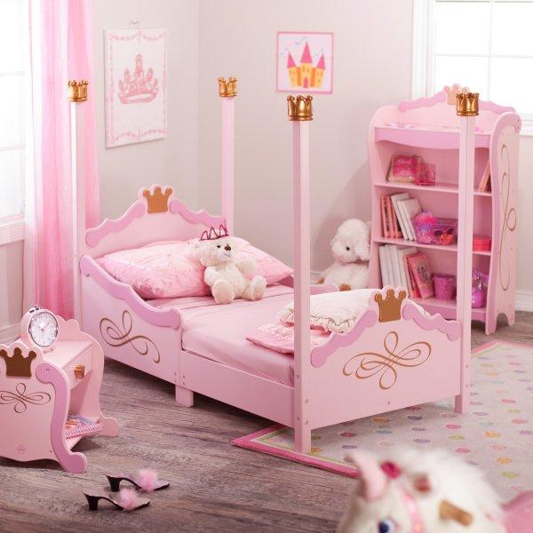 Contemporary Toddler Bed Kidkraft Homesfeed