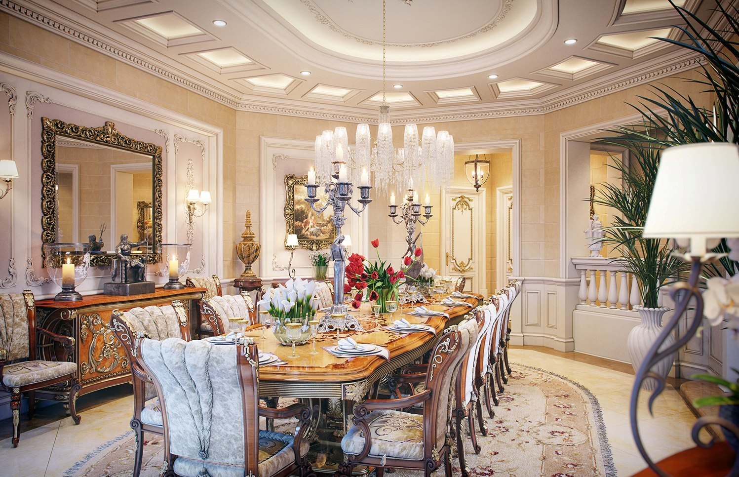 Fascinating Dining Room Chair Ideas  HomesFeed