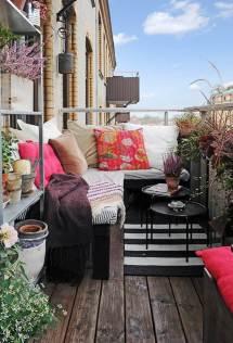 Small Apartment Balcony Idea