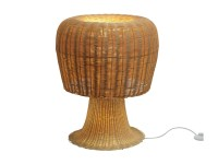 Wicker Table Lamps Concept
