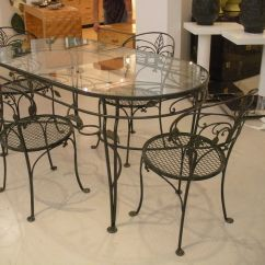 Wrought Iron Kitchen Table Stand Alone Cabinets Best Deals Ideas Homesfeed