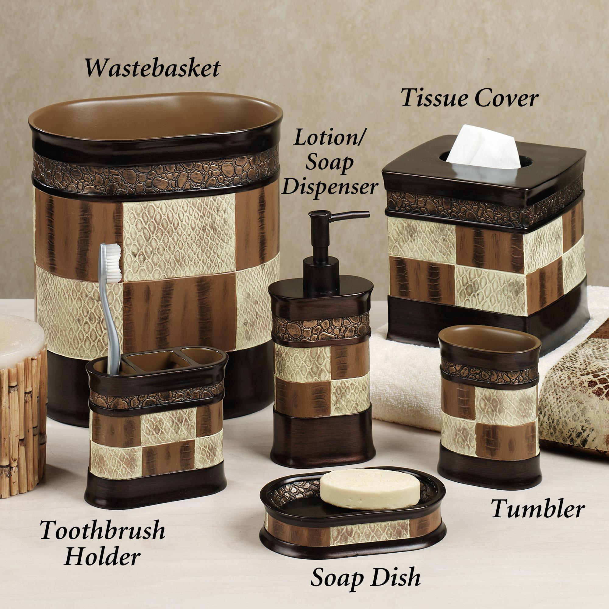 Bath Accessories Sets Ideas  HomesFeed