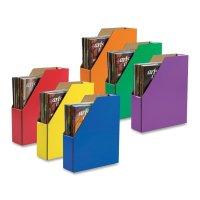 Plastic Magazine Holders Ideas | HomesFeed