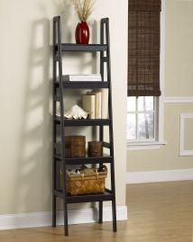 Leaning Ladder Bookshelf Homesfeed