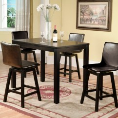 Tall Table And Chairs Antique Ebay Counter Height Dinette Sets Homesfeed
