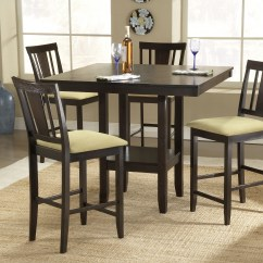 Dining Room Chairs Sets Of 4 Animal Print Parsons Counter Height Dinette Homesfeed