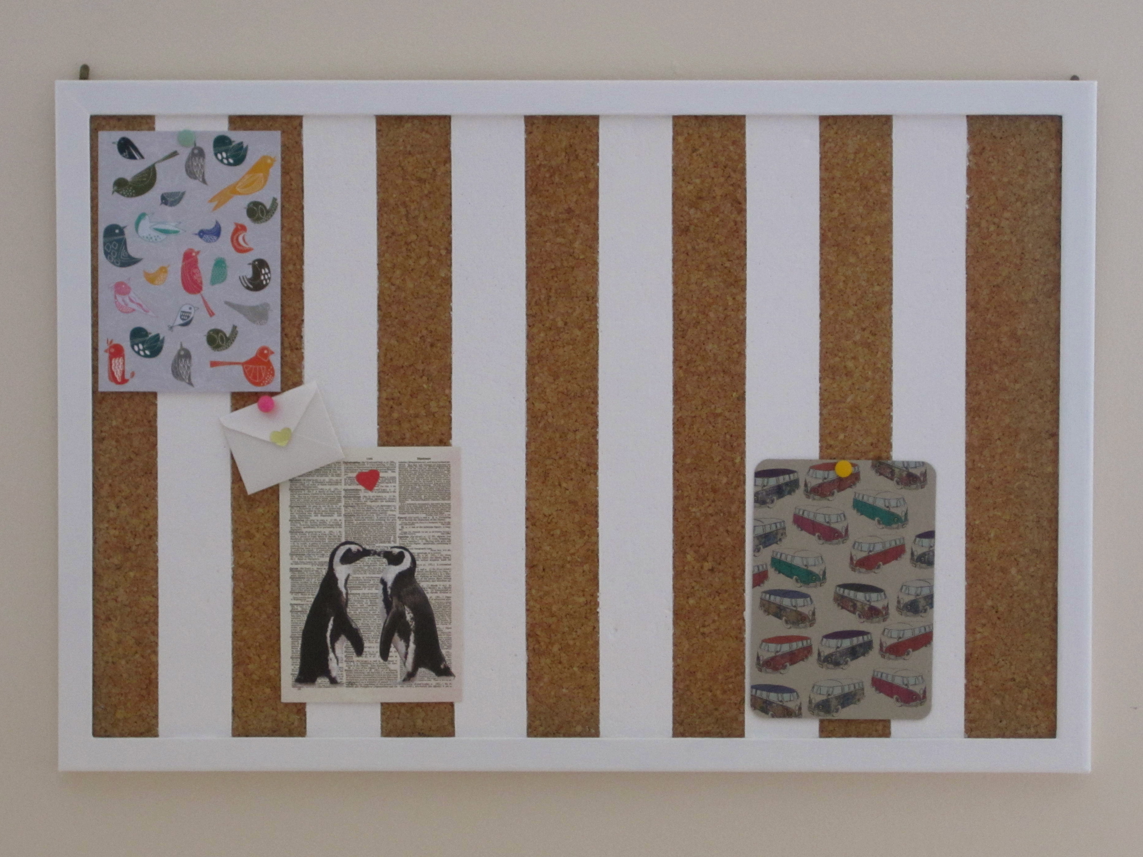 Cool Cork Boards Ideas