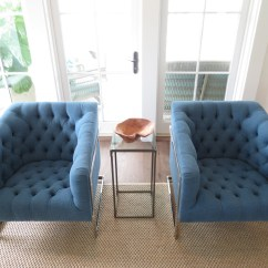 Blue Accent Chairs For Living Room Inflatable Pool Lounge Chair Comfortable You Want To See Homesfeed