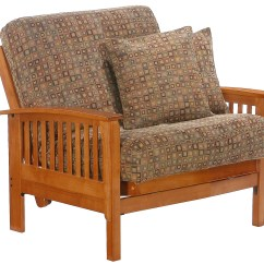 Chair Into Twin Bed Material For Chairs To Recover Futon Roselawnlutheran