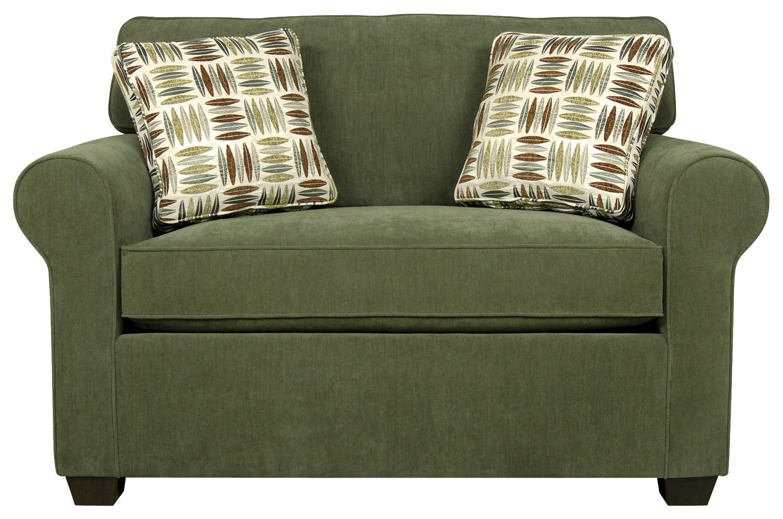 Twin Bed Chair Sleeper Design  HomesFeed