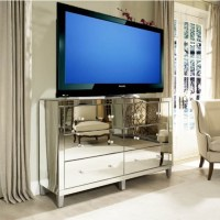 Mirrored Console Cabinet Review | HomesFeed