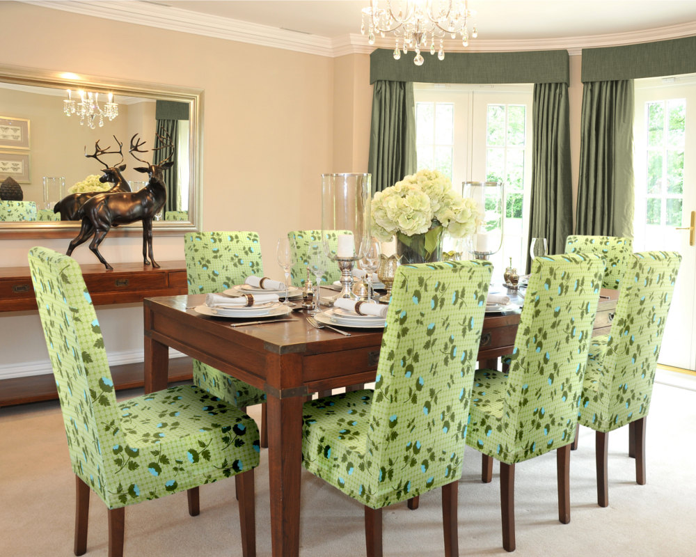 Yellow Chair Covers Dining Room Chairs With Slipcovers
