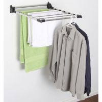 Useful Wall Mounted Drying Rack | HomesFeed