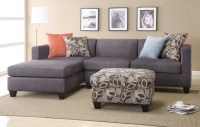 2 Piece Sectional Sofa with Chaise Design | HomesFeed