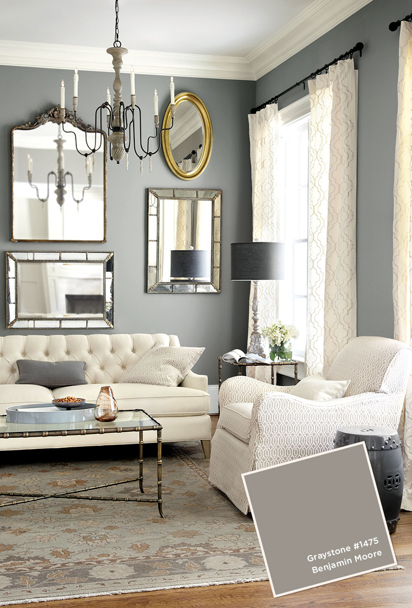 grey linen tufted sofa slide under table uk interior paint colors for 2016 | homesfeed