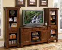 Cherry Wood Entertainment Center | HomesFeed