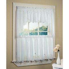 Kitchen Window Curtains High Arc Faucet Half For Windows Curtain Menzilperde Net