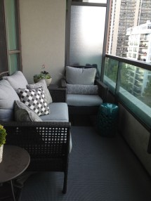 Condo Balcony Decorating Ideas