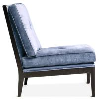 Leather Slipper Chair Ideas | HomesFeed