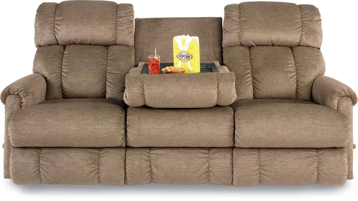 Reclining Sofa Fold Down Table