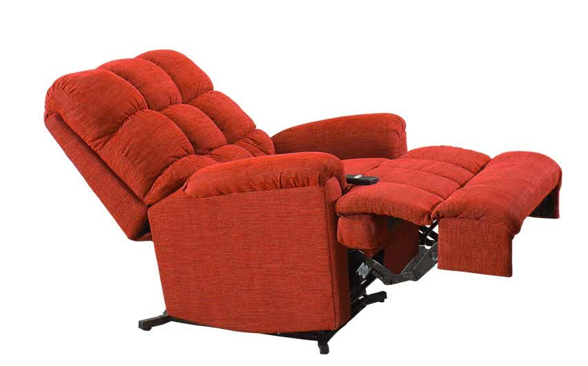 red recliner chairs canvas chair covers australia the series of that convert to beds homesfeed reclining design