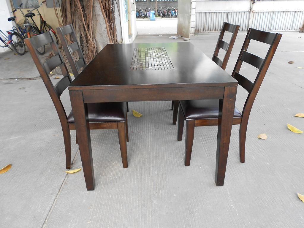 Real Wood Dining Table Review