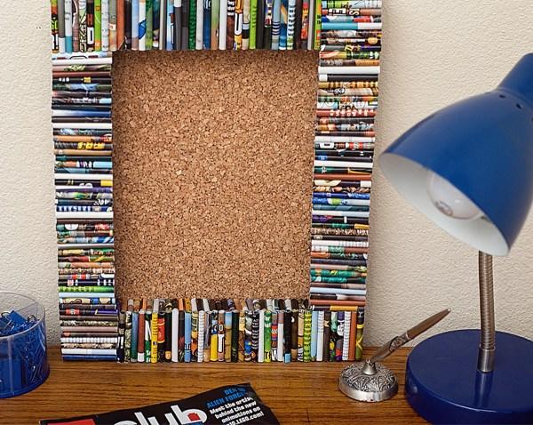 Cork Board Craft Ideas