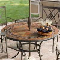 Stone Patio Tables Ideas | HomesFeed