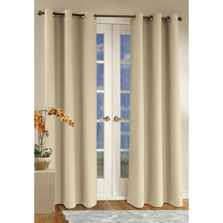 Patio Door Curtain Ideas