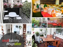 Small Balcony Furniture Option Homesfeed