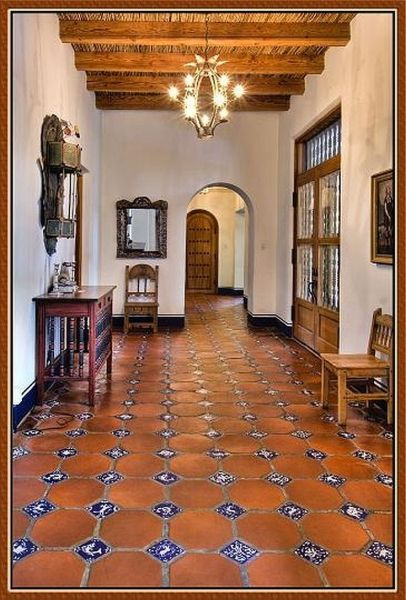 spanish style kitchen tiles floor ideas Spanish Tile Flooring: Pros and Cons | HomesFeed