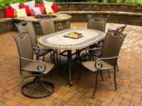 Stone Patio Tables Ideas | HomesFeed