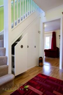 Cupboard Under Stairs Arrangement Homesfeed