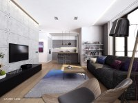 Interior Decorating Modern Apartment ...